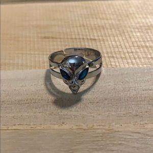 Alien ring adjustable